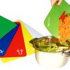 Набор гибких досок Chopping Mat Set - 4 шт разных цветов Арт: №00392
