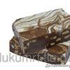 Щербет с нугой и какао с арахисом весовой в нарезке в пленке