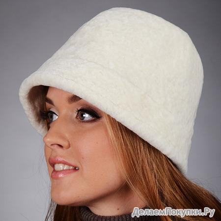 Шляпка Классика (можно выбрать цвет)