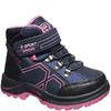 Ботинки зима для девочек ТОТОШКА NS8302-2-10 син