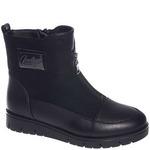 Ботинки зима для девочек INDIGO KIDS 52-063A черн