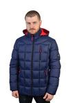 Куртка мужская зимняя Модель ЗМ 10.21 синий