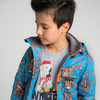 Ветровка для мальчика (р-ры 116-146). Мембранная одежда