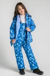 Комплект для девочки (р-ры 92-122). Мембранная одежда