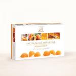 Натуральный абрикосовый мармелад, 195 грамм