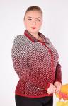 Жакет 015614 (красный) 1561