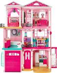 Barbie Dreamhouse Fashion Doll Playset