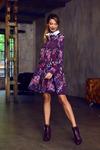 Платье пурпурный БП 1*7*9*7