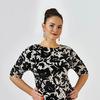 Платье 014780 (черный) 1055м
