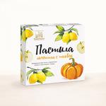 Пастила лимонная с тыквой, 205 гр