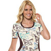 Cherokee Flexible Top-Butterfly Fresco , X-Large