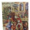Шоколадный календарь ONLY (камин), 75 гр.