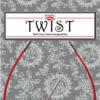 Тросик для съемных спиц ChiaoGoo TWIST RED Small