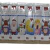 Шоколадные конфеты Favorina choco loli (новогодняя), 10шт. по 15 гр.