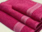 Набор махровых полотенец 3 шт.