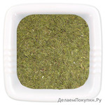 Укроп сушеный листья в.с., цена за 50 гр