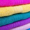 Махровые полотенца,
