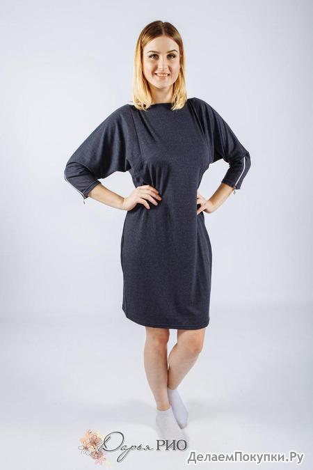 Платье трикотажное ФН102