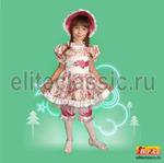Кукла в шляпке