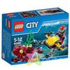 КОНСТРУКТОР LEGO CITY DEEP SEA EXPLORERS Глубоководный скутер