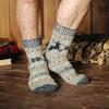 Носки шерстяные N6R39-1