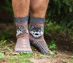 Носки шерстяные N6R76-1