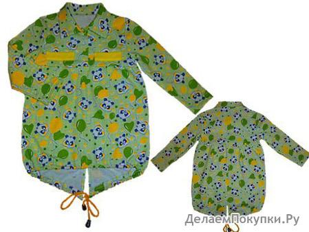 Платье-парка