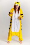 Кигуруми «Тигр» желтый
