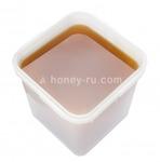 Мёд гречишный с разнотравием (кремовый)