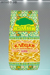 Кемми Клецки Спиралька 0,400гр