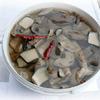 Подосиновики марин. Резан. (кусочки шляпок и ножек, 2-4 см)