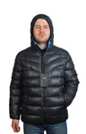 Куртка мужская зимняя Модель ЗМ 10.22 Графит