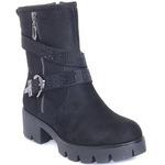 Ботинки зима женские BONA MENTE 1526-11B черн