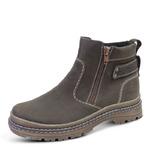 Ботинки для школьников мальчиков арт.062204