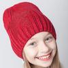 """Вязаная шапка для девочки """"Star"""""""
