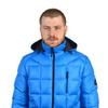 Куртка мужская зимняя Модель ЗМ 10.21 голубой