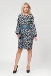 Платье Бутон Мозаика 1065