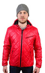 Куртка мужская демисезонная Модель СМ-49 Красный