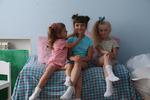 Пижама для девочки FS 114d