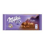 Шоколад Milka Triple Cacao - 100 грамм Арт: №00047