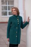 Валерия зеленый кашемир М 0088