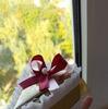Подарочная пироженка