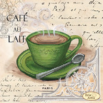 Кофе в Париже-5
