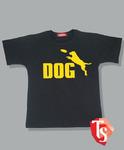 Футболка для мальчика. 2018 год жёлтой собаки.