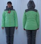 Женский зимний костюм Модель-16 (куртка+брюки)