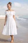 645F-1c Платье