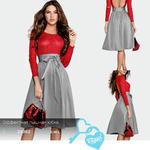 Эффектная пышная юбка