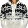 Свитер мужской джемпер свитер белый Denley 585