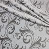Портьерная ткань BlackOut Серебро