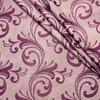 Портьерная ткань BlackOut Розово-Фиолетовый
